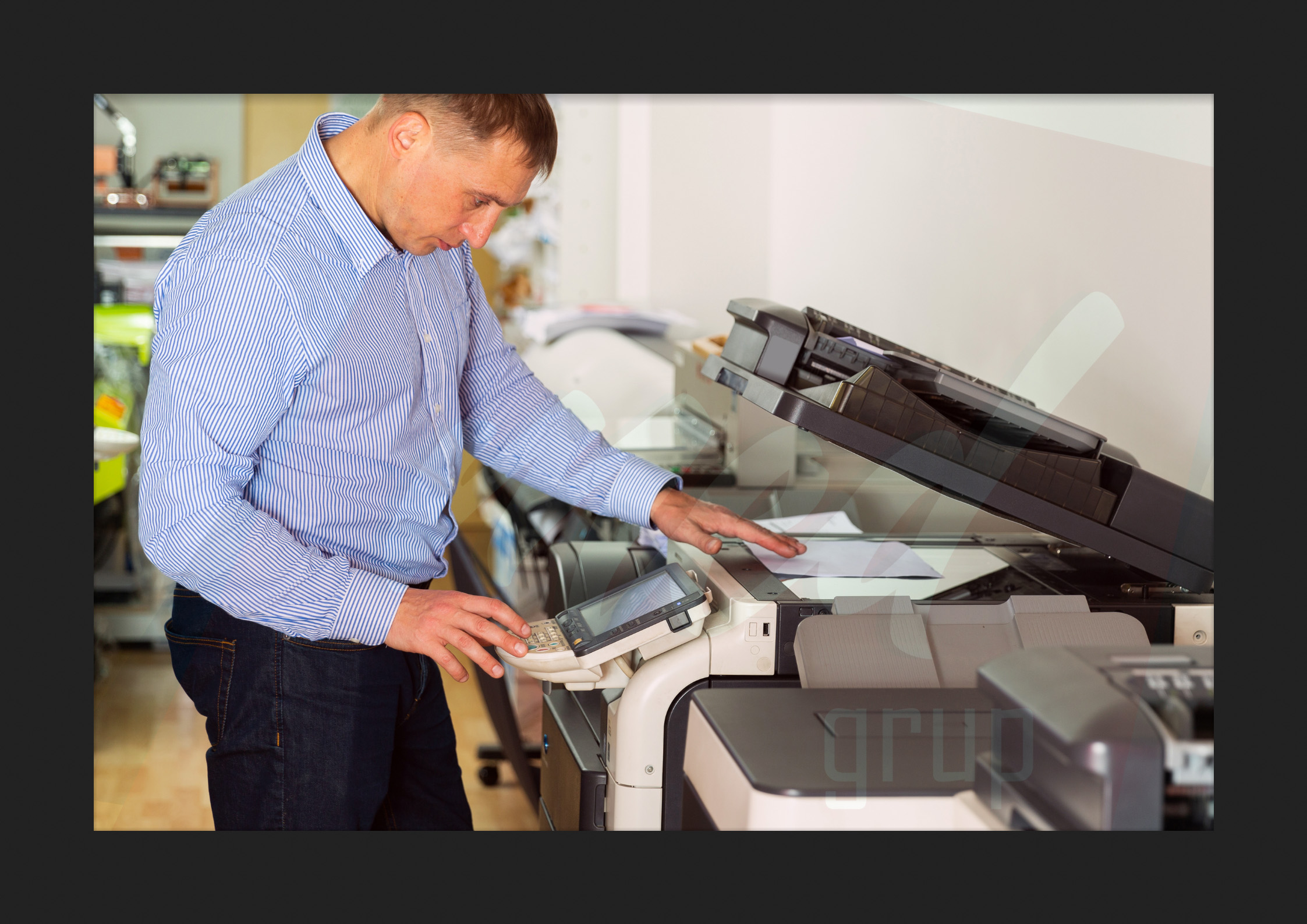 Fotokopi Satış ve Teknik Destek